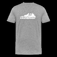 T-Shirts ~ Männer Premium T-Shirt ~ Artikelnummer 2189983