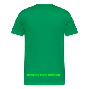 flybikers 'team shirt' - Mannen Premium T-shirt