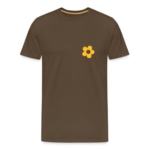 T-shirt palms retrò - Maglietta Premium da uomo