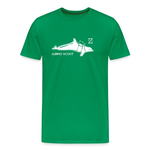 Albino Scout - Men's Premium T-Shirt