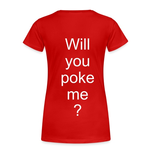 Pokeable - Women's Premium T-Shirt