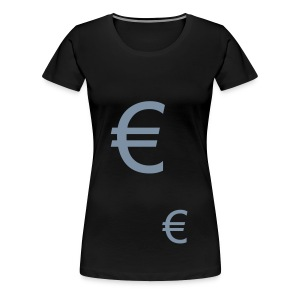 Flash that cash - Women's Premium T-Shirt