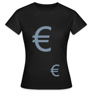 Flash that cash - Women's T-Shirt