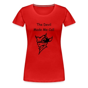 New Devil RCG - Women's Premium T-Shirt