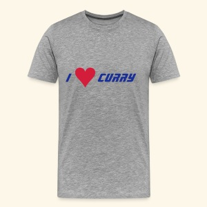 I Love Curry - Men's Premium T-Shirt