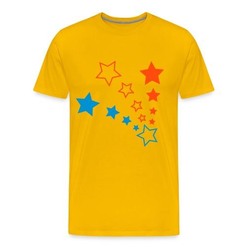 Stars 1 - T-shirt Premium Homme