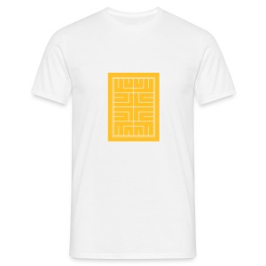 L.U.F.C SYMMETRICAL DESIGN - Men's T-Shirt