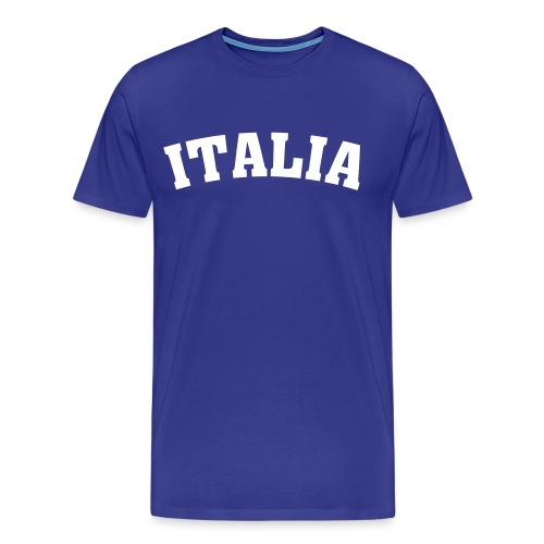 Italia Inc. - Männer Premium T-Shirt