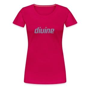 Divine ~ generic design - Women's Premium T-Shirt