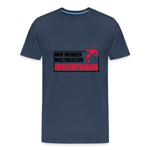 Weltmeister T-Shirt - Männer Premium T-Shirt