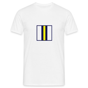 SCARF SQUARE - HOME - Men's T-Shirt