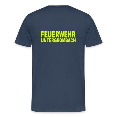 T-Shirt XXXL - Männer Premium T-Shirt