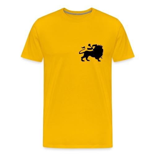 T shirt Lion - T-shirt Premium Homme
