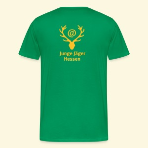 Jägershirt Custom Muliti Purpose - Männer Premium T-Shirt