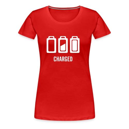 bluzeczka - Koszulka damska Premium