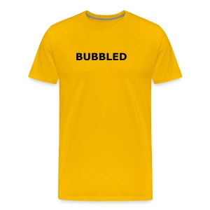 Bubbled YCT - Men's Premium T-Shirt
