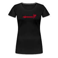 T-Shirts ~ Frauen Premium T-Shirt ~ bombenelfe-contcl-vfro