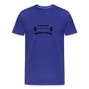 Weightlifting - Men's Premium T-Shirt