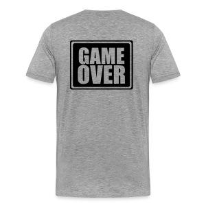 Arctic-LAN BETA 1 - Premium T-skjorte for menn