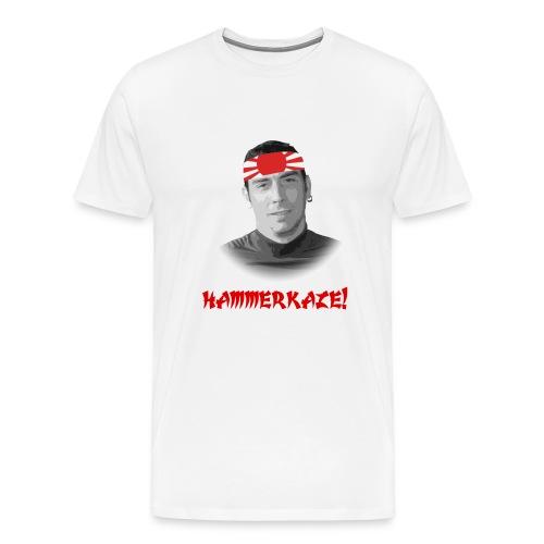 Hammerkaze T-Shirt - Men's Premium T-Shirt