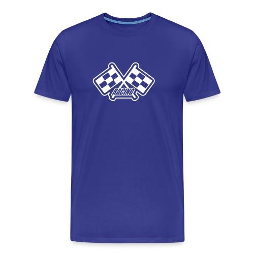 Racing - Männer Premium T-Shirt