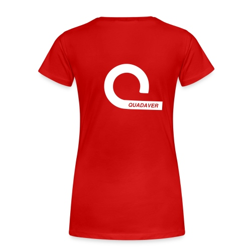 Quadaver Clanshirt (Girly) - Women's Premium T-Shirt