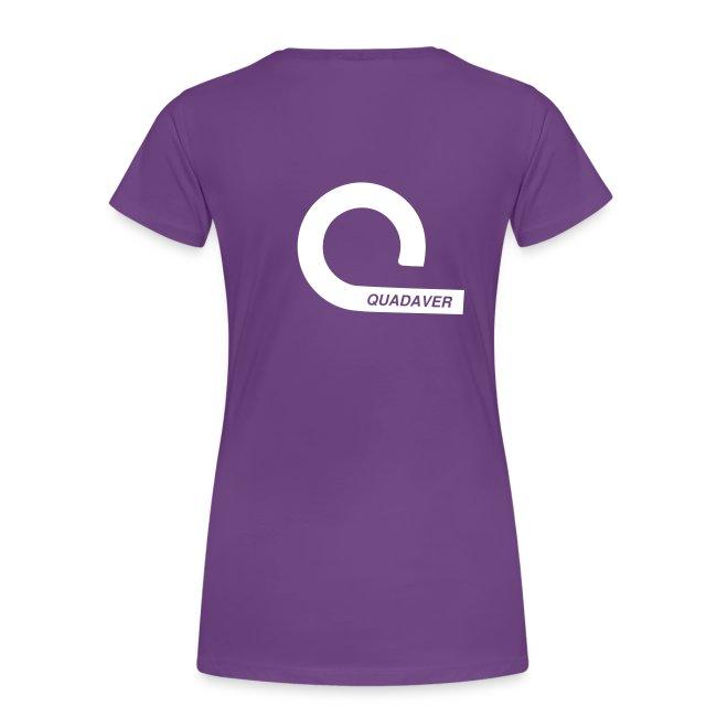 Quadaver Clanshirt (Girly)