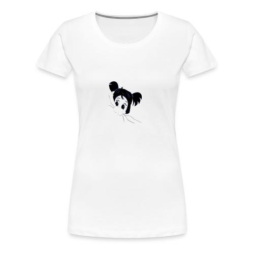 Susy Classic Girlie - Vrouwen Premium T-shirt