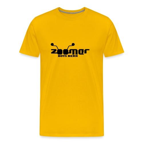 Zoomer Boys Bern Tshirt - Men's Premium T-Shirt