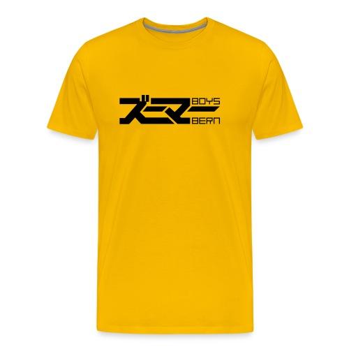 ズーマー Boys Bern Tshirt - Men's Premium T-Shirt
