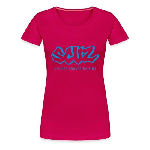 The Scuz Girls T - Women's Premium T-Shirt