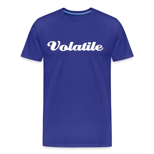 Volatile team issue t-shirt - Men's Premium T-Shirt