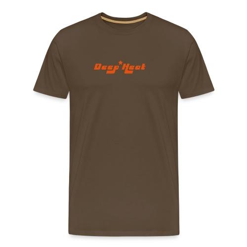 Mens Brown T Shirt - Men's Premium T-Shirt