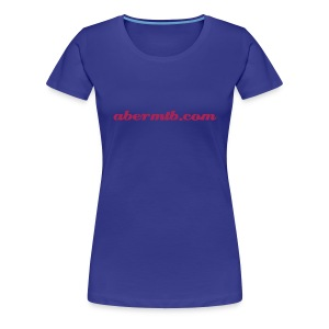 abermtb Girls T - Women's Premium T-Shirt