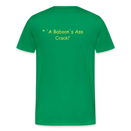 Baboons - Men's Premium T-Shirt