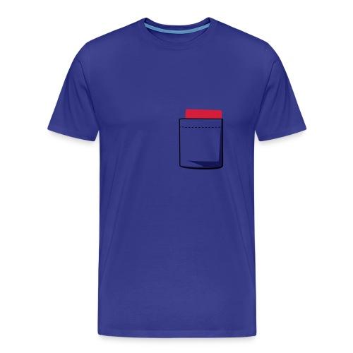 Carton rouge - T-shirt Premium Homme