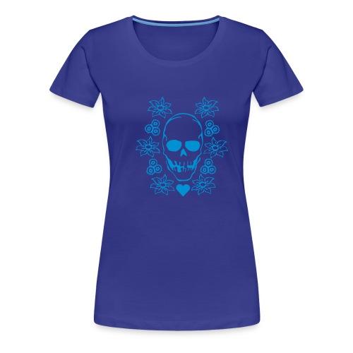 T-Skjorte, Jente, 22-4.com - Premium T-skjorte for kvinner