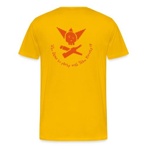 Krusty 8==o - Männer Premium T-Shirt