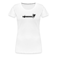 T-Shirts ~ Frauen Premium T-Shirt ~ bombenelfe-contcl-vfsc