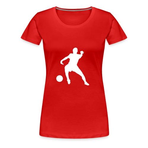 Damuppvärmning - Women's Premium T-Shirt