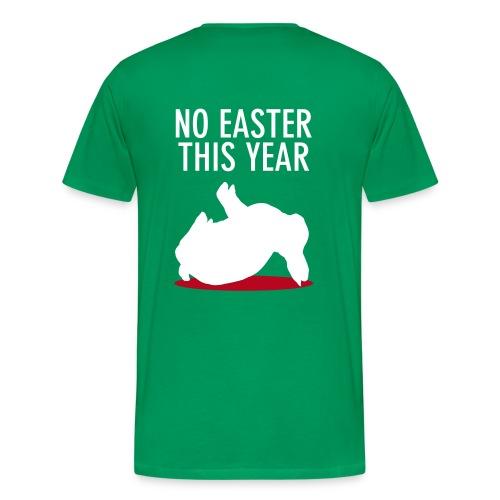 TOstern Dead Rabbit GREEN - Männer Premium T-Shirt
