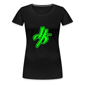 Black Woman Style - Frauen Premium T-Shirt