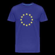 T-Shirts ~ Men's Premium T-Shirt ~ European Stars Tee