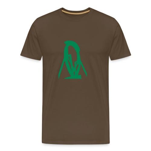 Looping-Shirt - Männer Premium T-Shirt