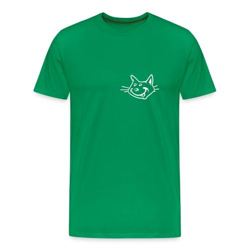 T-Shirt basique - chat petit - France Grimpe TV - T-shirt Premium Homme
