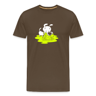T-shirts ~ Mannen Premium T-shirt ~ Productnummer 2612190