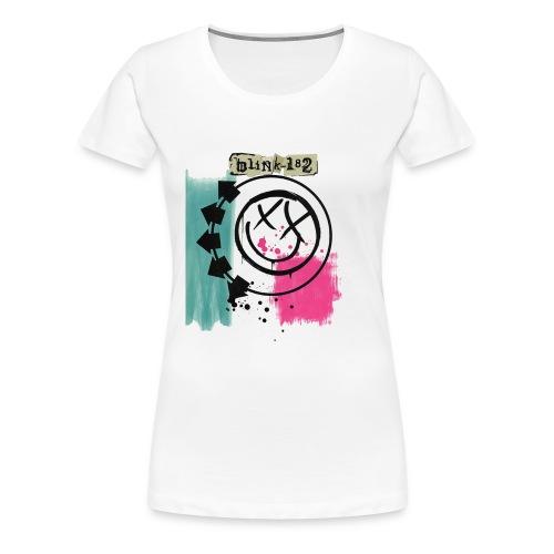 maglietta girl blink 182 - Maglietta Premium da donna