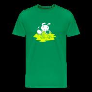 T-shirts ~ Mannen Premium T-shirt ~ Productnummer 2617920