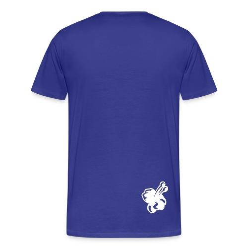 T-Shirt Bleu FdLYS - T-shirt Premium Homme