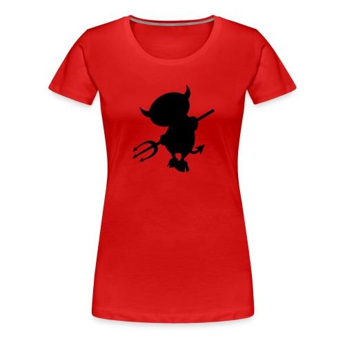 Devil T-shirt - Women's Premium T-Shirt